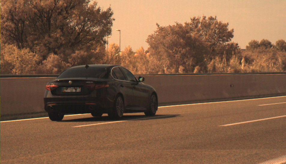 imatge del vehicle infractor.