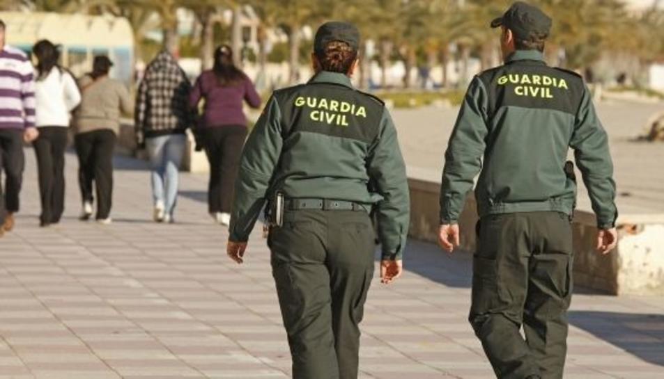 Imatge de la Guàrida Civil Espanyola.