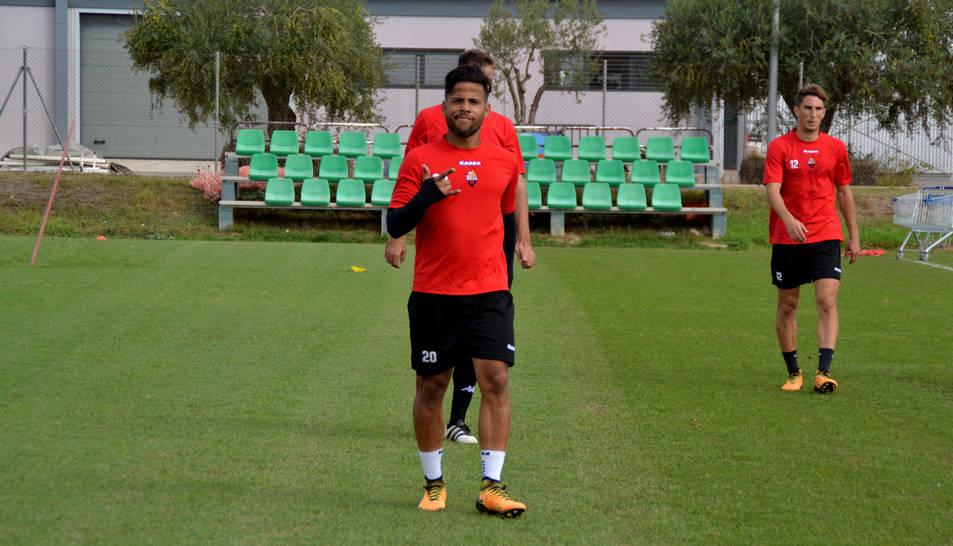 El migcentre portuguès Gus Ledes, màxim anotador de l'equip, podria celebrar el seu 25 aniversari amb un altre golàs.