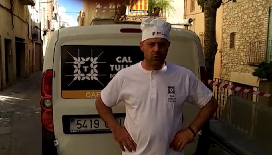 Imatge del vídeo del Forner