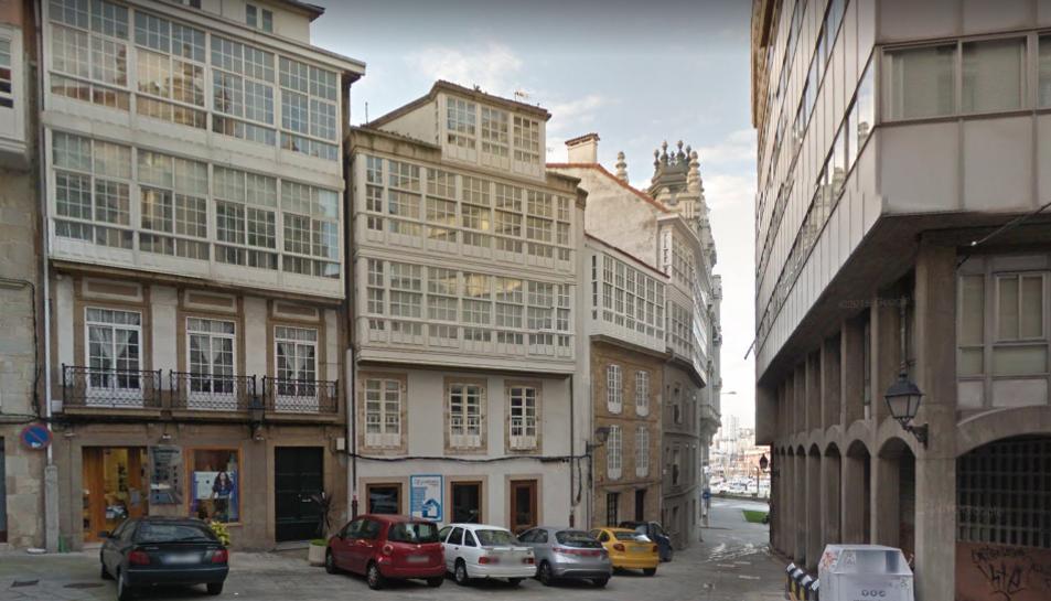 Els fets van tenir lloc en un carrer molt cèntric de la ciutat.