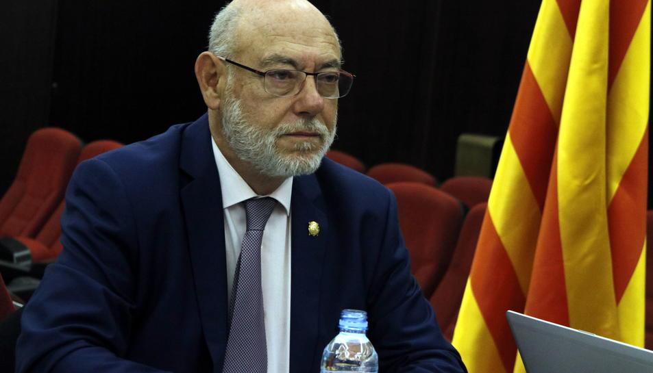 El fiscal general de l'estat, José Manuel Maza.