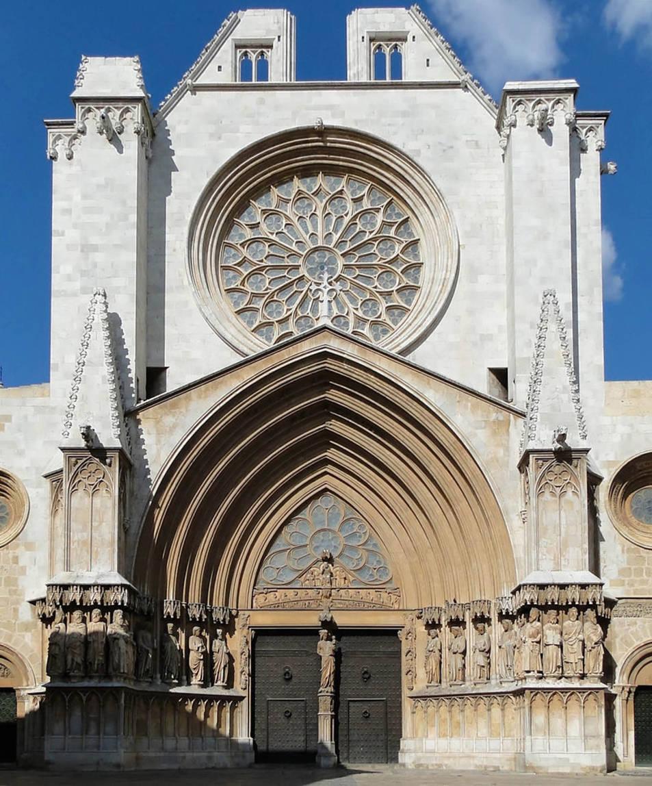 L'Arquebisbat de Tarragona.