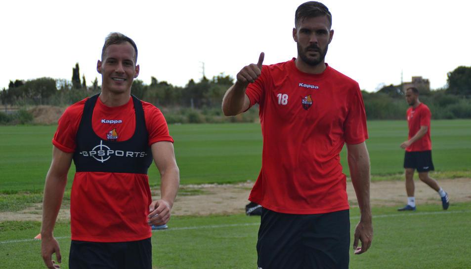 Els de López Garai encara no han encaixat cap gol aquesta temporada amb Pichu Atienza al terreny de joc.