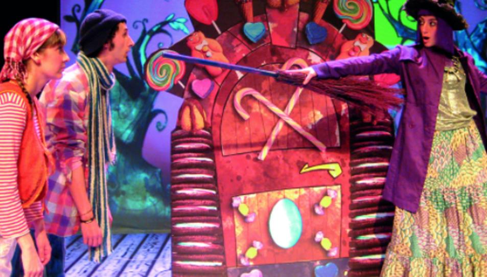Imatge de Hasel i Gretel el Musical