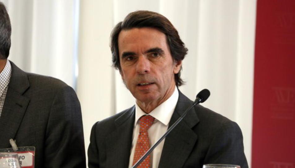L'expresident espanyol José María Aznar lidera la Fundació FAES.