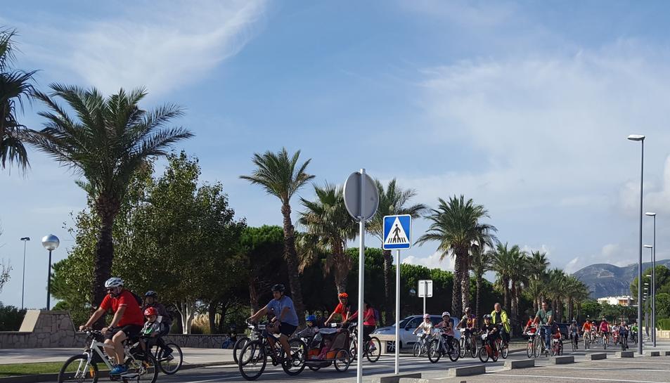 La pedalada popular de l'Hospitalet de l'Infant començarà a les 10h i tindrà com a punt de sortida la Casa de la Vila.