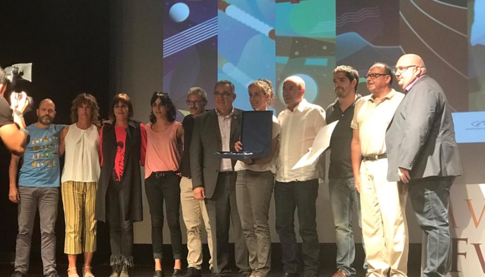 Roda de Berà acoge la 10ª edición de los premios 'Auriga Fvscvs'