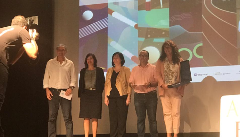 Roda de Berà acoge la 10ª edición de los premios 'Auriga Fvscvs' (II)