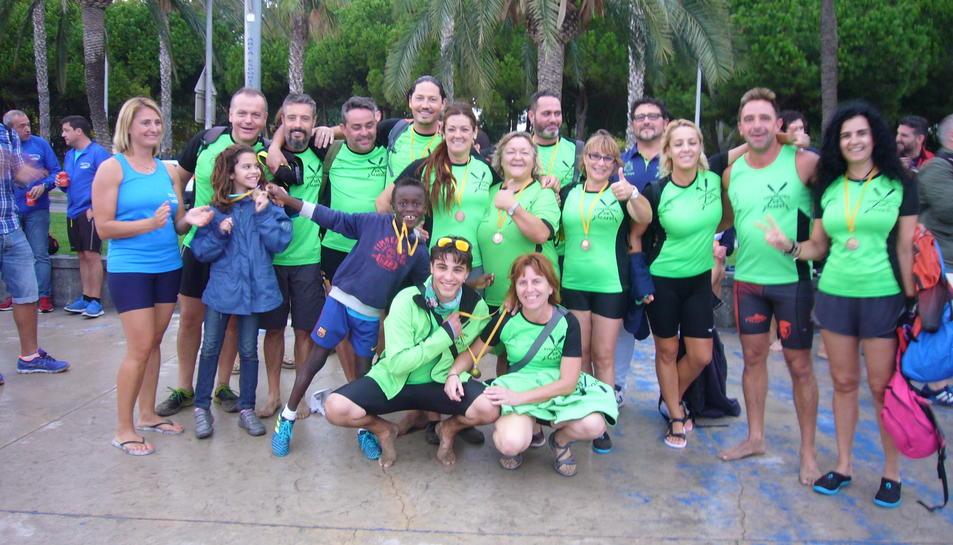 Imatge del participants Vogadors de Calafell / Caputxets.