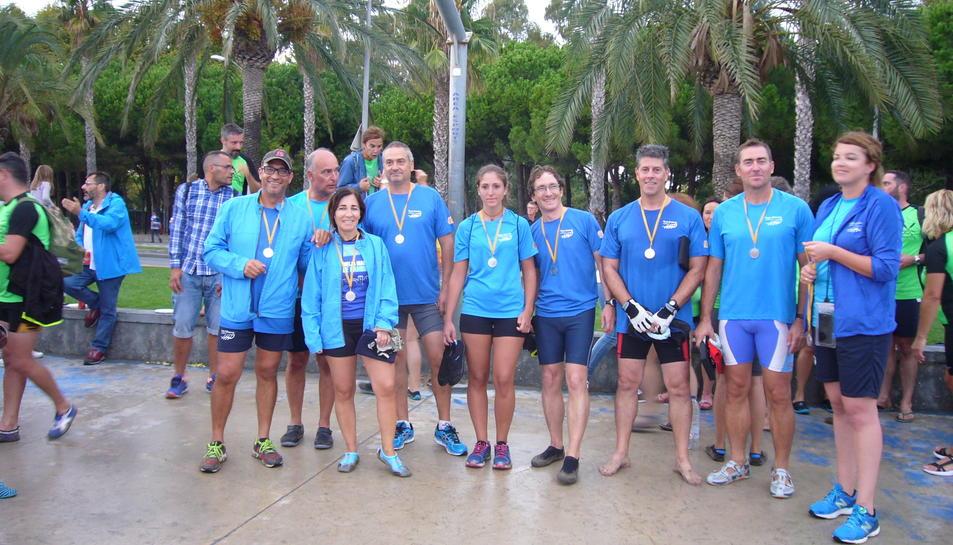 Imatge dels participants dels