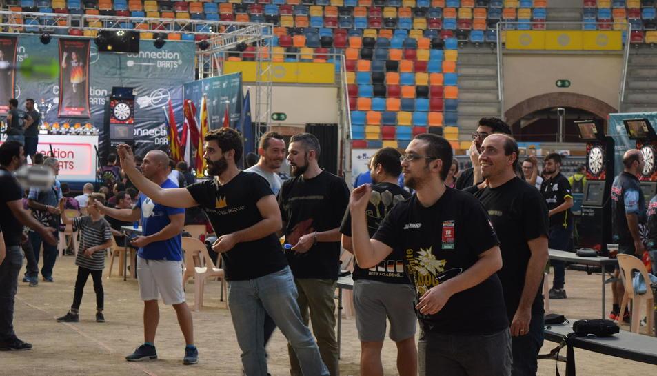 Connection Darts en Tarragona