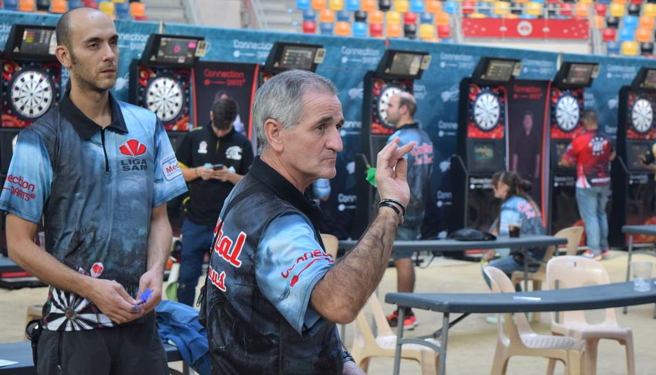La TAP acull el campionat internacional Connection Darts.