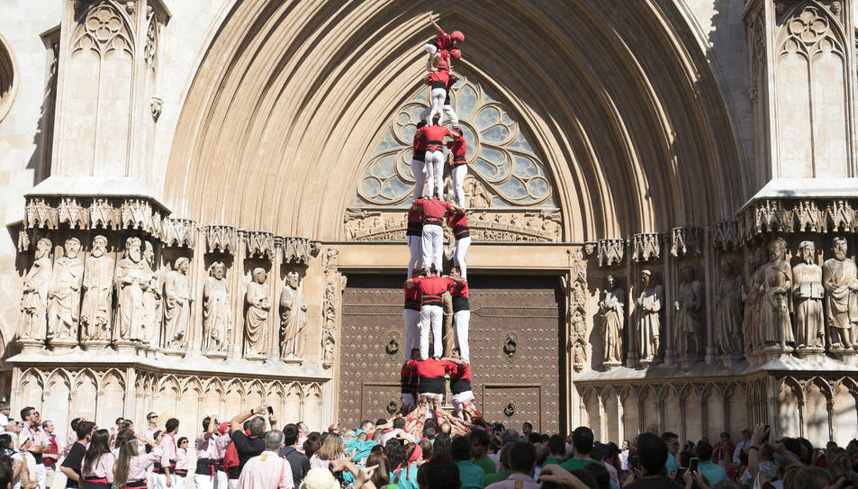 3de8 dels Xicots de Vilafranca al Pla de la Seu.