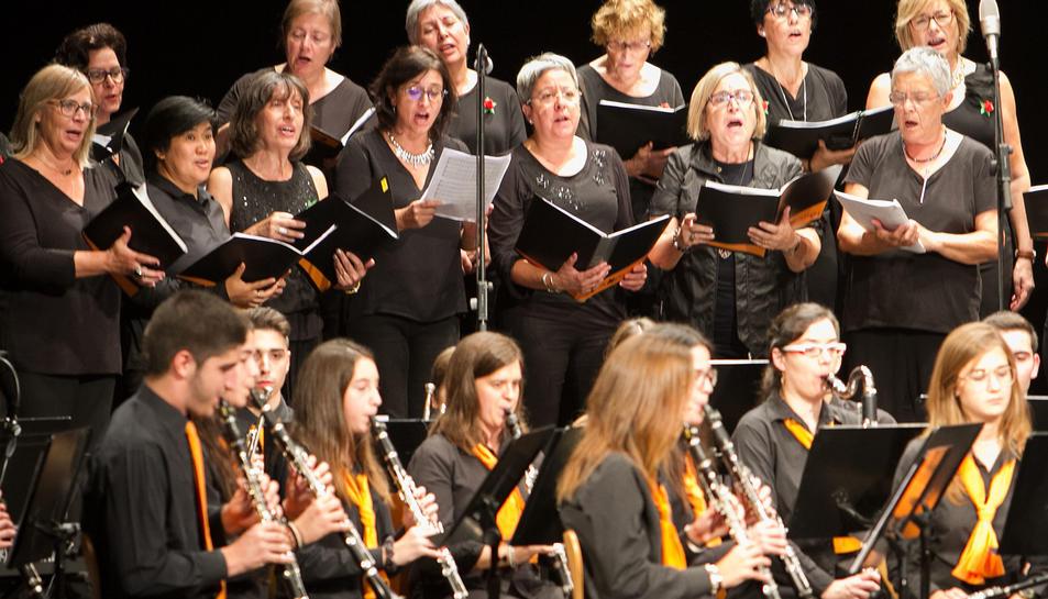 Concert d'aniversari de la Fundació Reddis