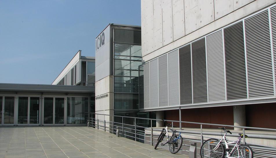 L'ICIQ situat al campus Sescelades a Tarragona.