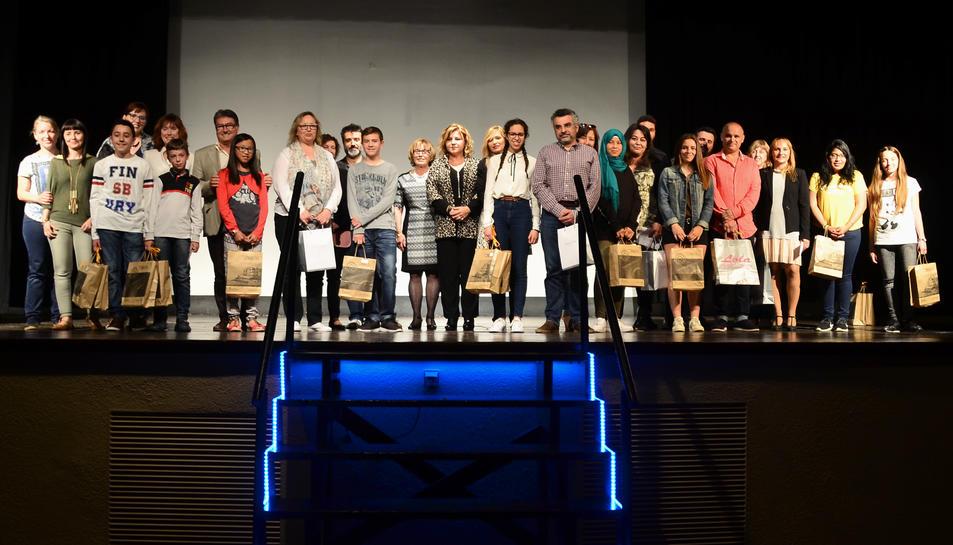 Imatge dels participants de l'edició anterior.