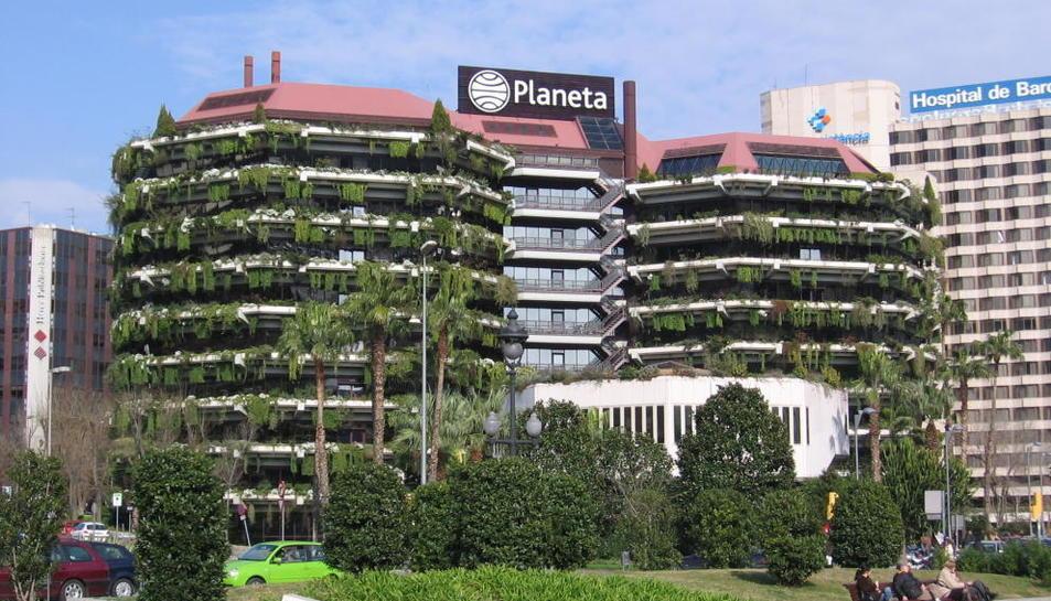 Seu central del grup Planeta, ubicada a Barcelona.