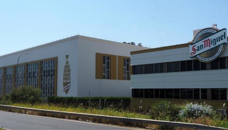 Centre de producció de San Miguel a Màlaga.
