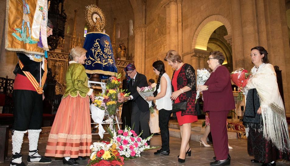 Misa Baturra a la Catedral de Tarragona