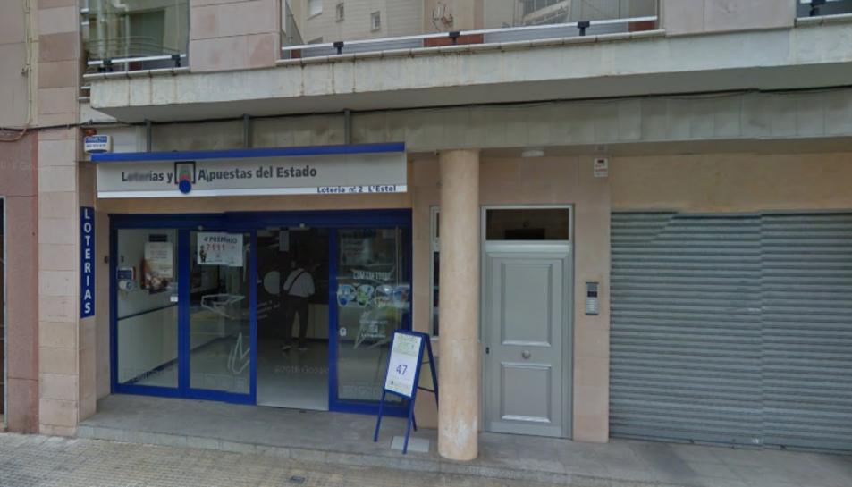 La façana de l'administració de Cambrils que ha lliurat els premis.