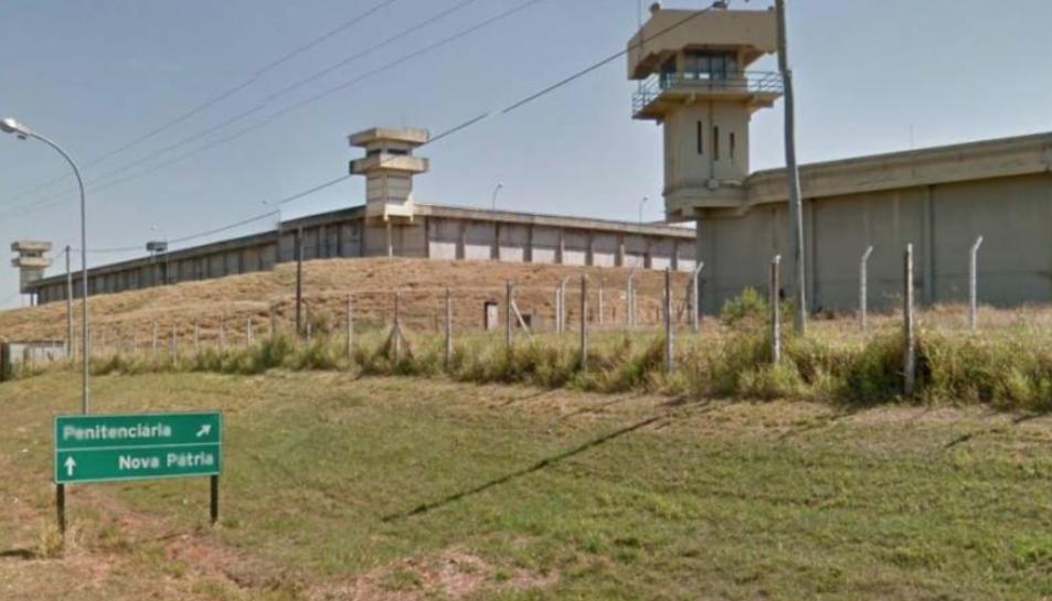 Imatge de la presó Sílvio Yoshihiko Hinohara, Brasil.