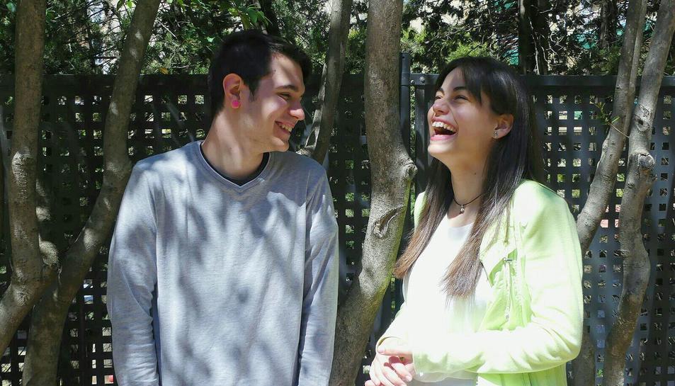 Mariona & Gabriel Duet, formació vallenca que actuarà dins els actes de la fira.