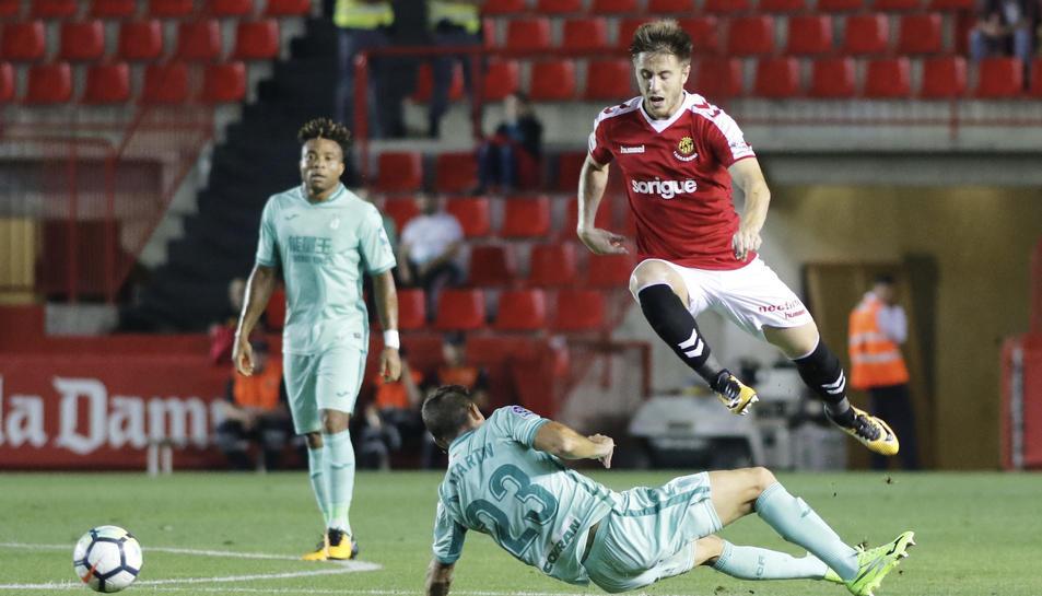 Gaztañaga tornarà a ser titular al costat de Tejera.