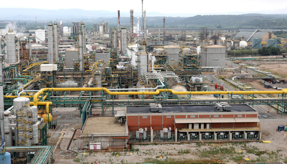 Es tracta d'una de les accions que formen part del Pla de Transformació del negoci de la Química.