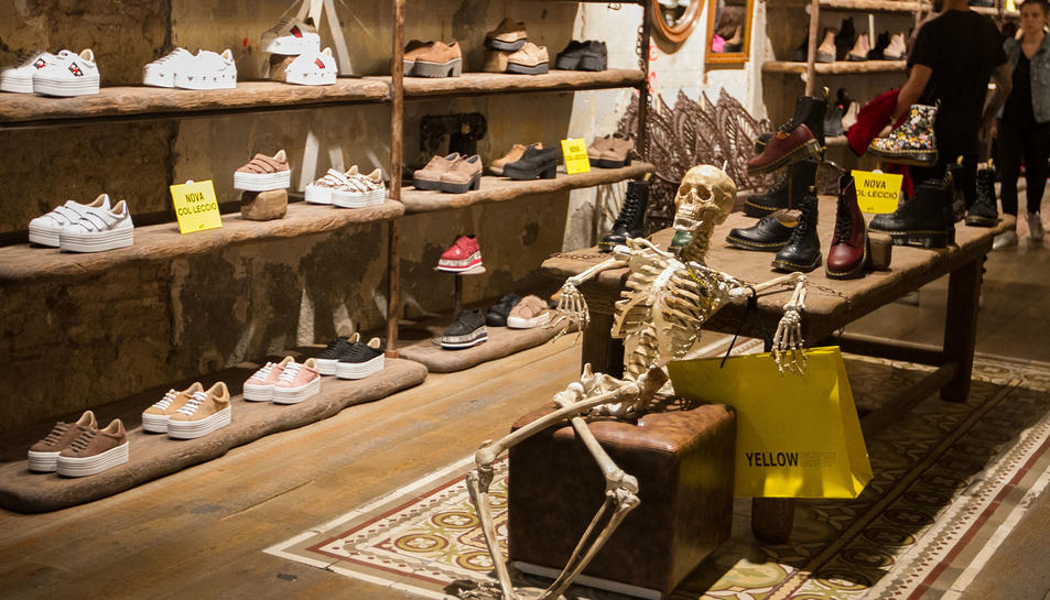 Halloween arriba als establiments de Reus