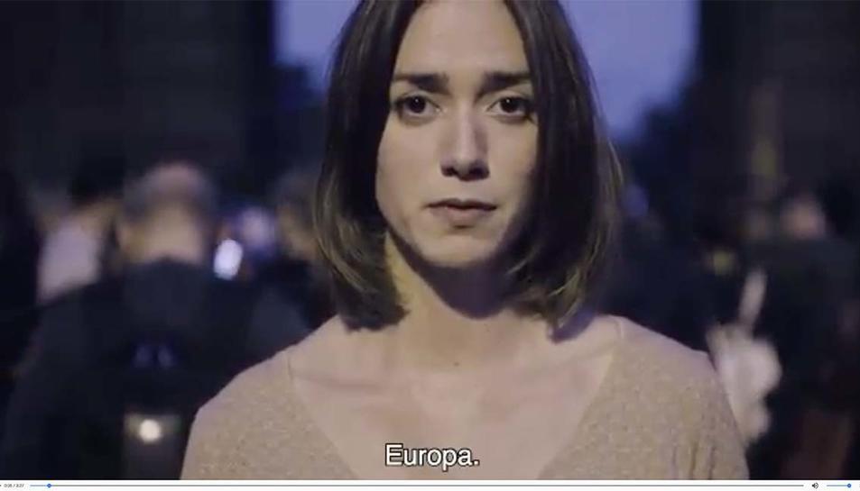 Vídeo #HelpCatalonia