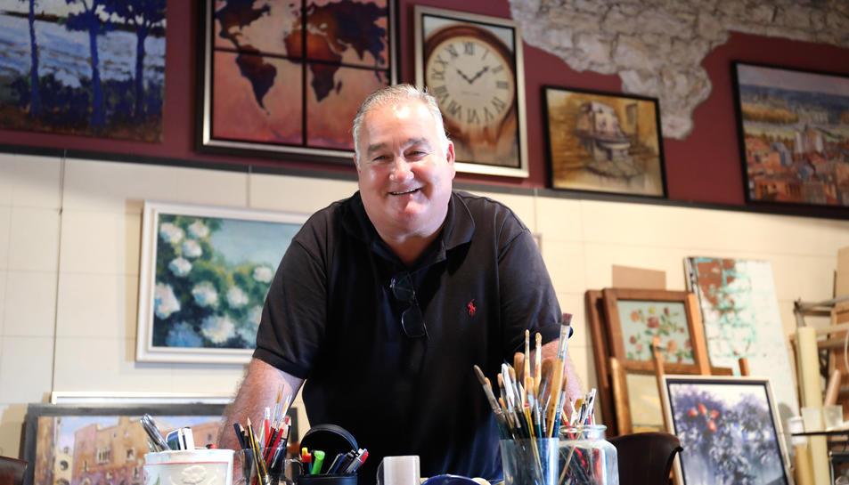 El pintor tarragoní Pere J. Salas és el comissari del concurs.