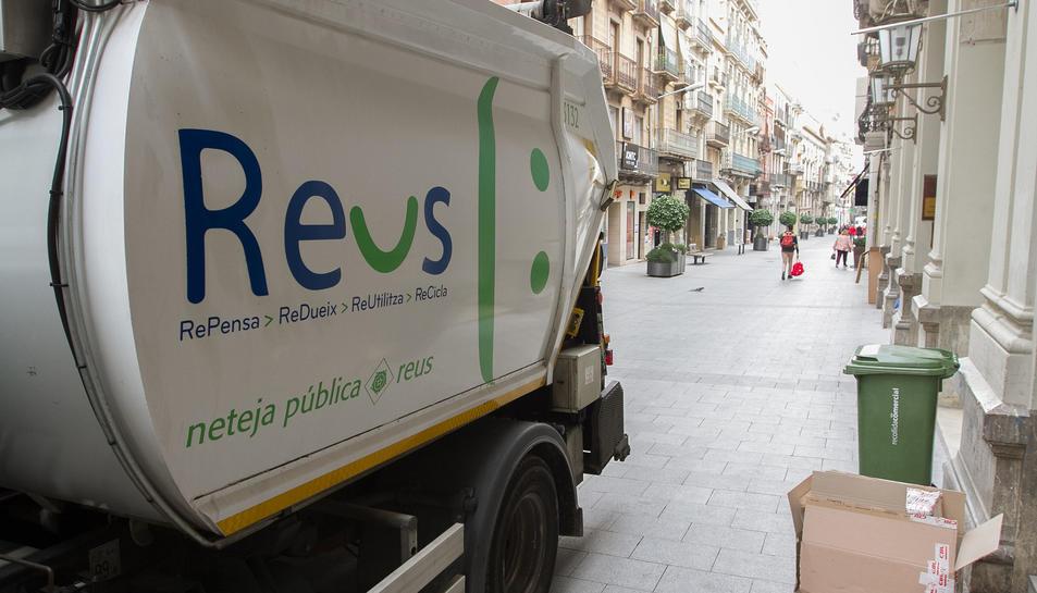 El govern afirma que la CUP posa com a condició la municipalització del servei de neteja.