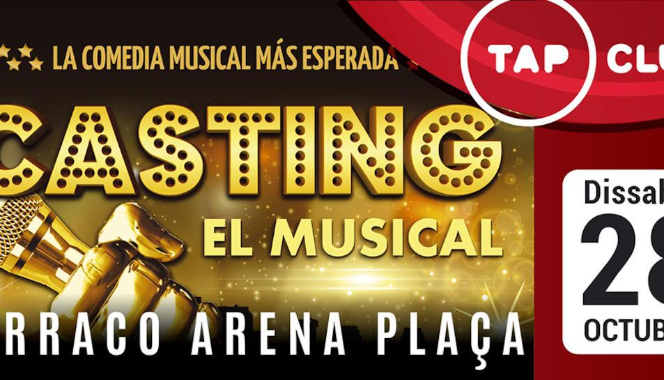 Casting. El Musical