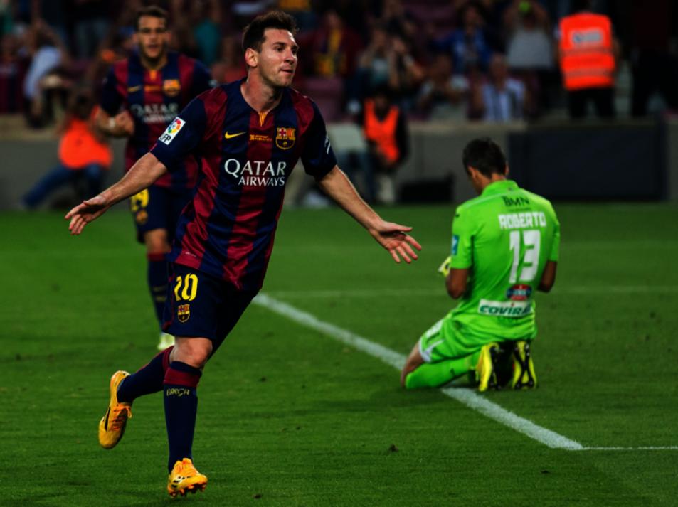 El jugador argentí té més de 89 milions de seguidors al seu perfil.