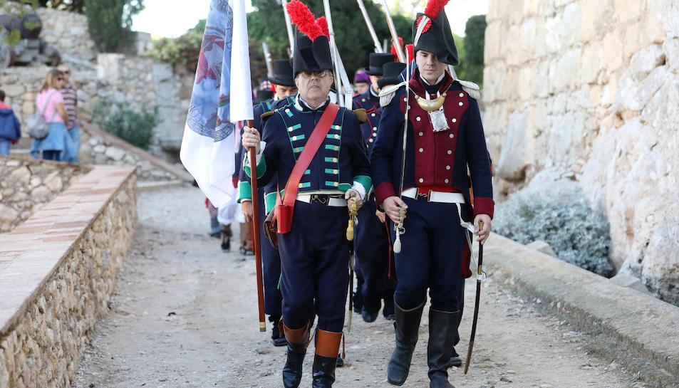 Tropes napoleòniques a Tarragona