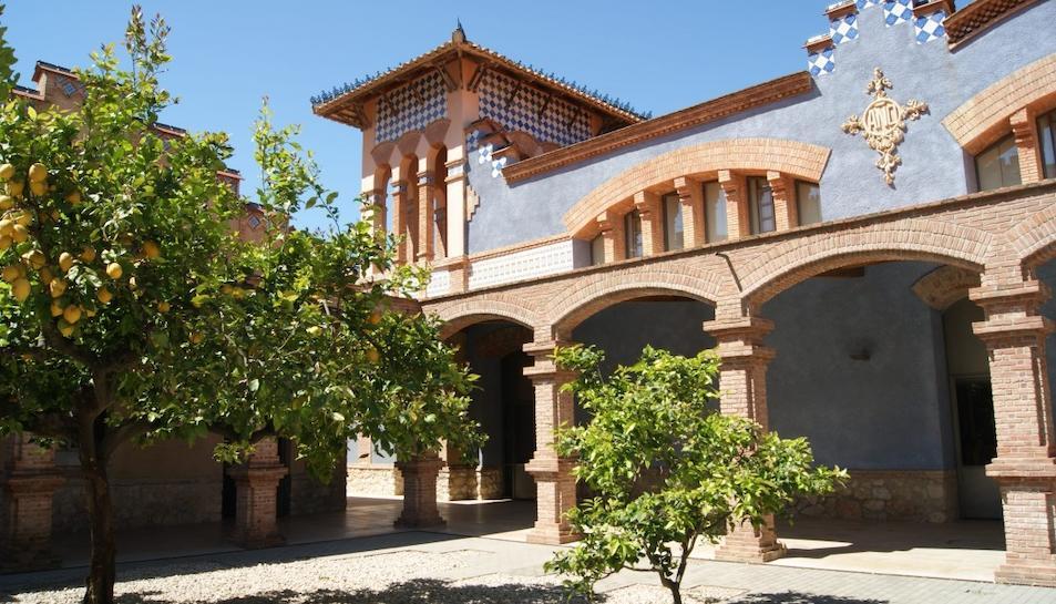 Imatge de l'Escorxador, una de les rutes que ha proposat l'Ajuntament de Tortosa.