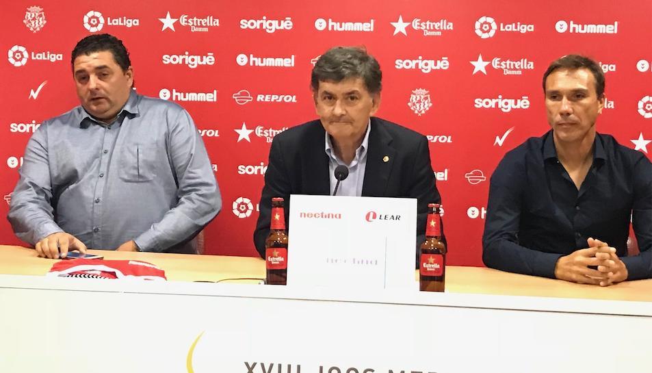 Emilio Viqueira, Josep Maria Andreu i Rodri.
