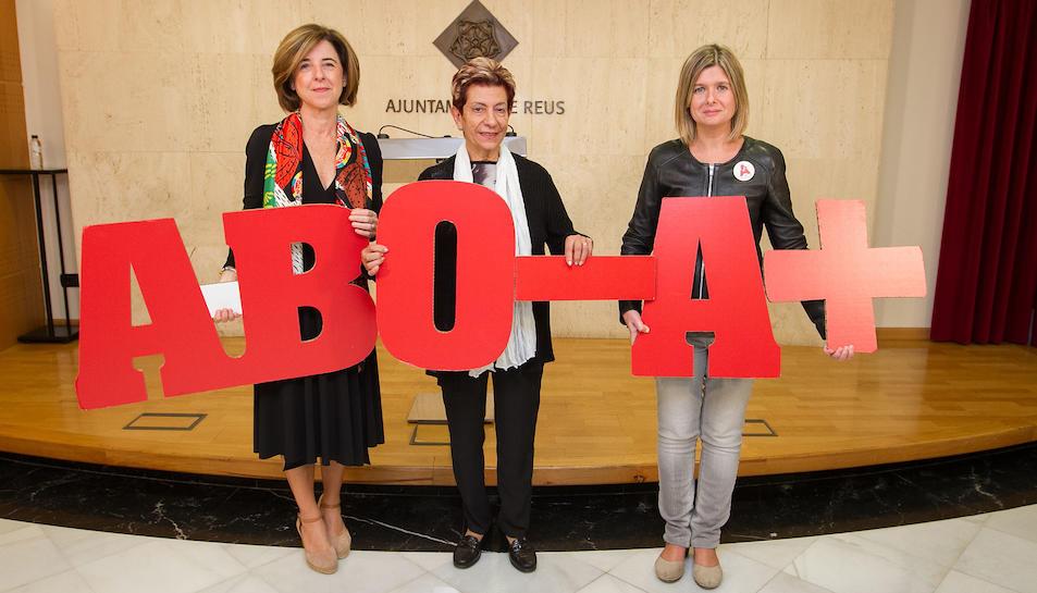 El Banc de Sang i l'Associació de Donants del Baix Camp organitzen l'esdeveniment.