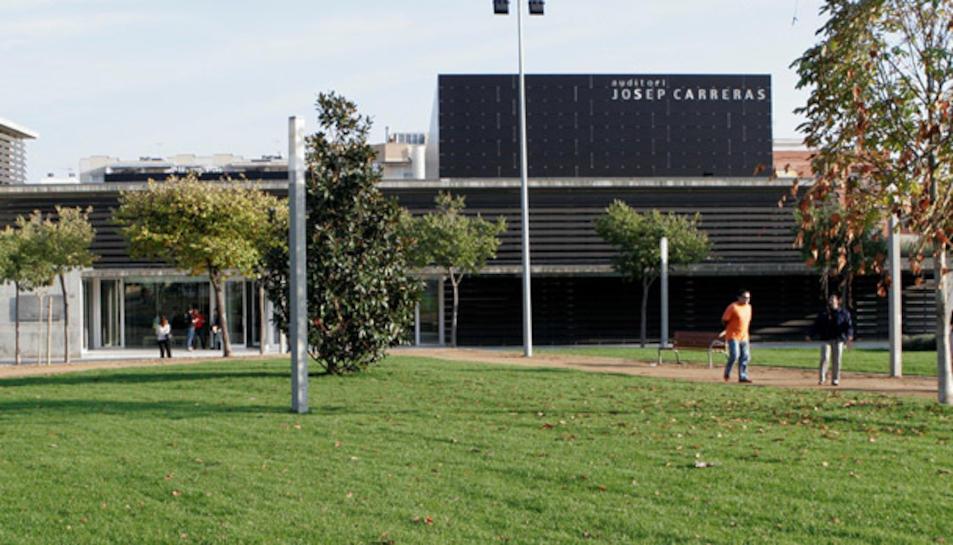 El concert tindrà lloc a l'Auditori Josep Carreras.
