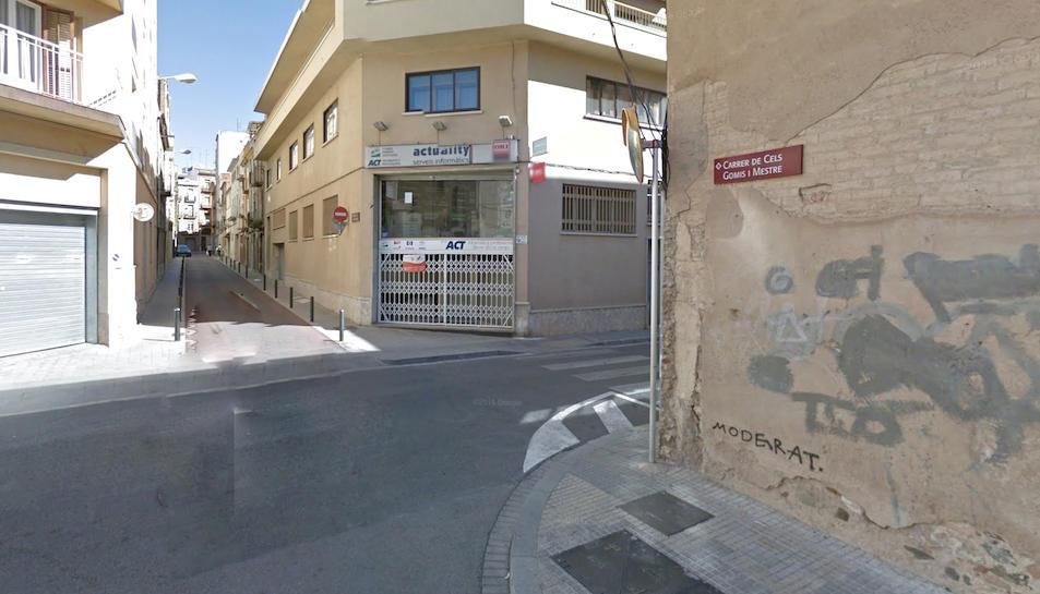 El robaroti es va produir a la zona del Camí de Valls.