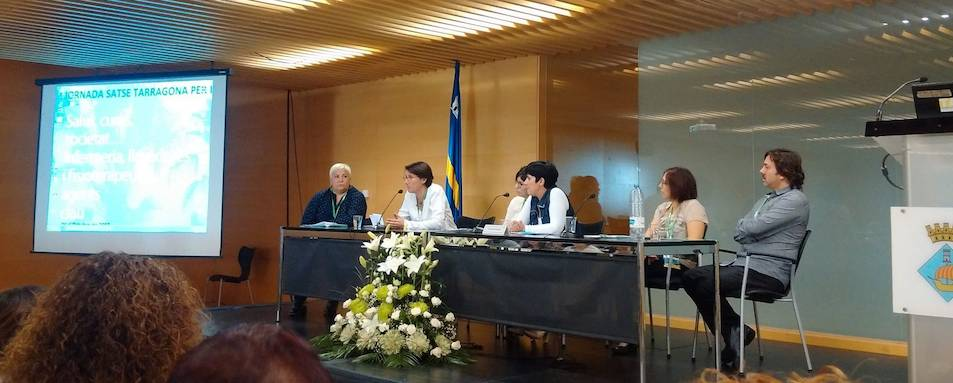 Imatge de la primera jornada SATSE al Palau de Congressos de Salou.