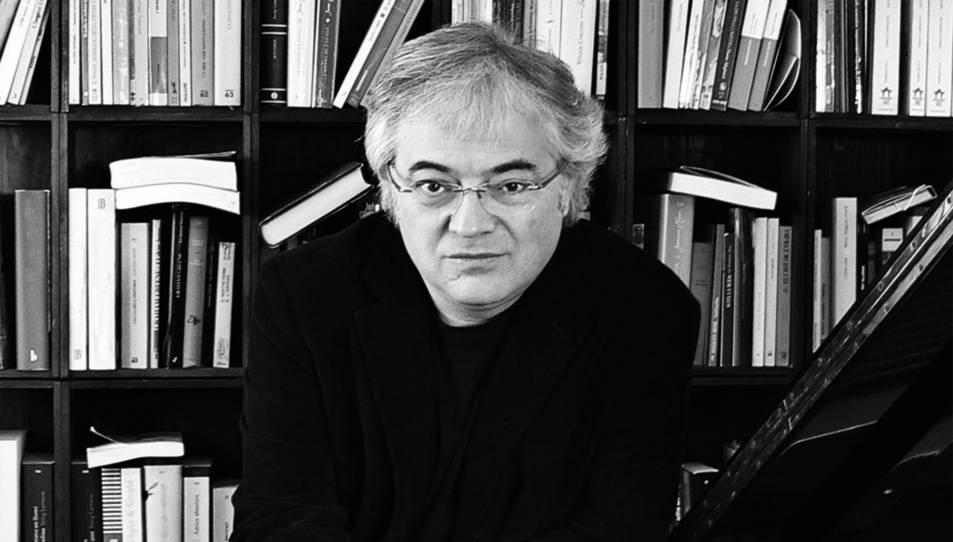 Imatge del pianista Jordi Camell que interpreta obres de Pau Casals.