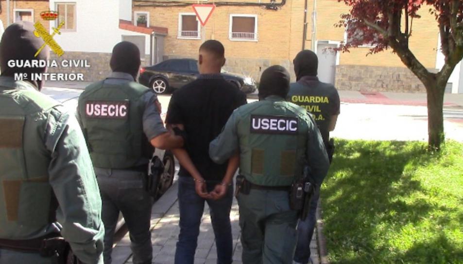 S'han practicat 20 detencions i 11 registres domiciliaris.
