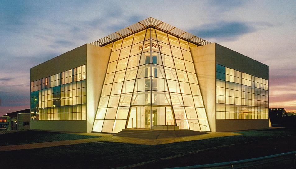 BASF ha estat una de les vuit empreses guardonades.