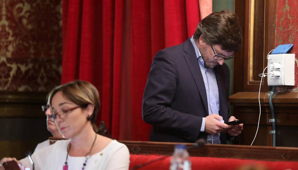 Un plenari connectat a l'actualitat.