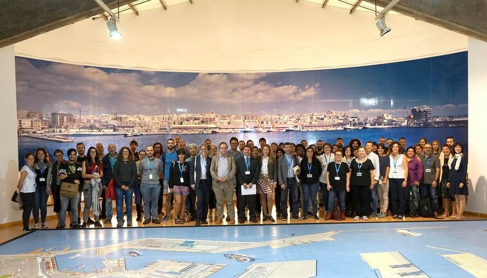 Imatge dels experts participants al congrés.
