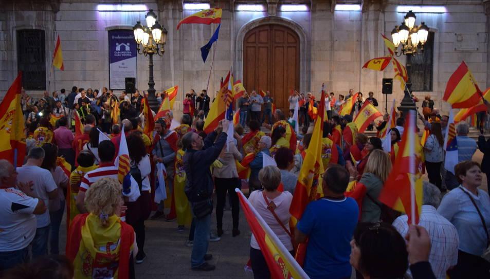 'Tots som Catalunya' Tarragona