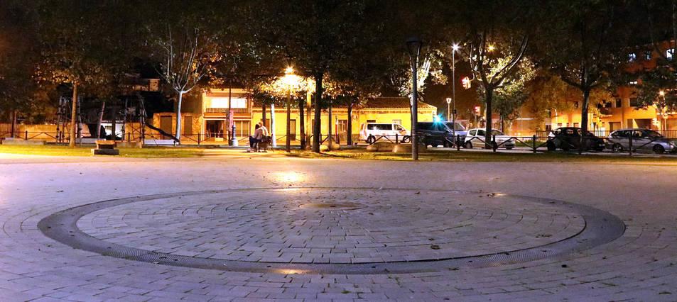 Una de les principals fonts ornamentals de Llinars del Vallès i que l'Ajuntament ha tancat com a mesura de precaució.