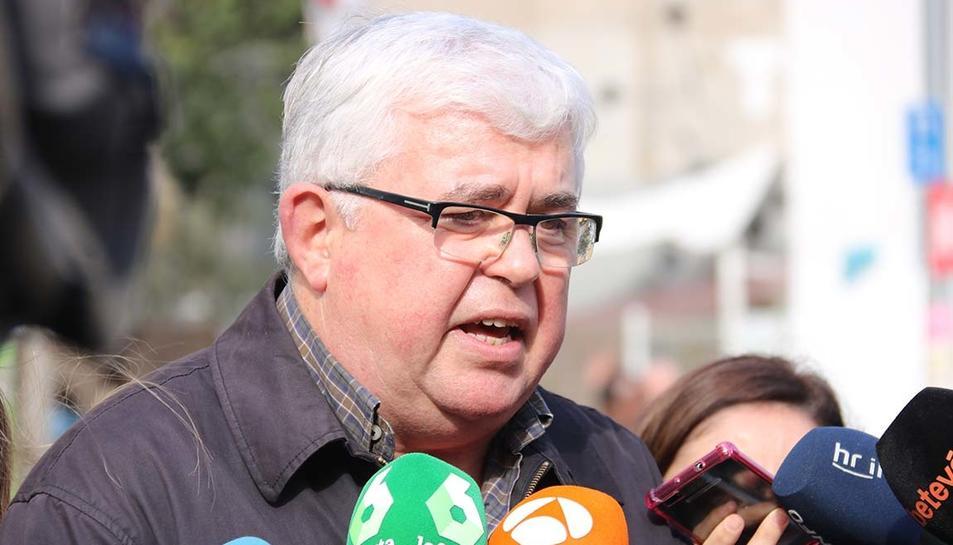 El vicepresident de l'ANC, Agustí Alcoberro.